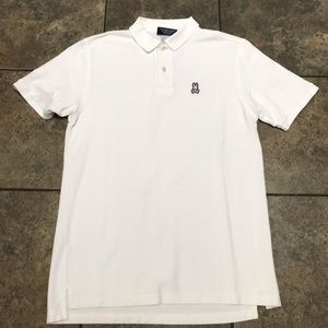Men's Psycho Bunny S/S Polo Shirt Size 6 or Large